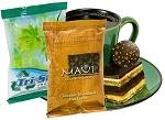 Custom Imprinted One Pot Gourmet Coffee Bag