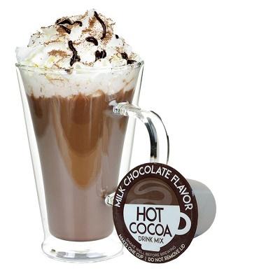 Custom Imprinted K-Cup Hot Chocolate