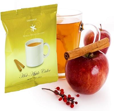 Custom Imprinted Instant Apple Cider