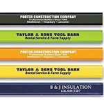 Custom Printed Economy Carpenter Pencils