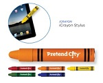 Promotional Customized Stylus Pens - iCrayon Stylus Pen