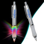 Promotional Customized Light Pens - Multi Color Light-Up Pen