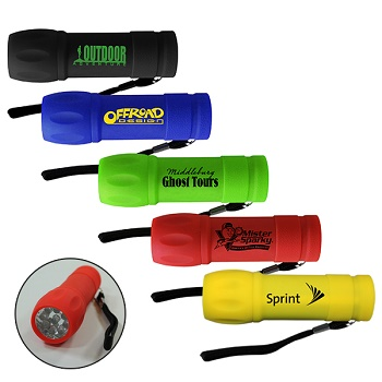 Halcyon LED Flashlight