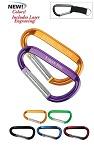 Promotional Customized Tools - Large Carabiners