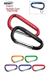 Promotional Customized Tools - Small Carabiners