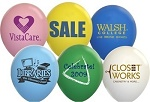 Custom Printed Balloons - 9 Inch Latex Balloons