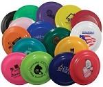 Custom Printed Frisbees - Pet-Safe Frisbee Flyers