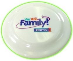 7.25-inch Glow in the Dark Child Safe Frisbee