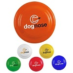 Custom Printed Toys - Pet-Safe Frisbee Flyers