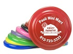Promotional 9 inch Frisbee Flyer with Custom Message Imprinted