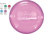 Nine Inch Translucent Frisbee Flyer