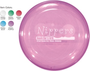 9 Inch Frisbee with Personalized Message