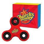 Promotional Toys - Custom Printed Fidget Spinners
