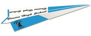 Traditional - promotional paper airplane
