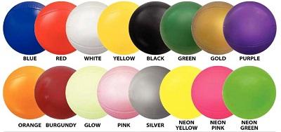 Basketball Colors