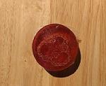 Moonlight Pomegranate Scent Loofah Soap